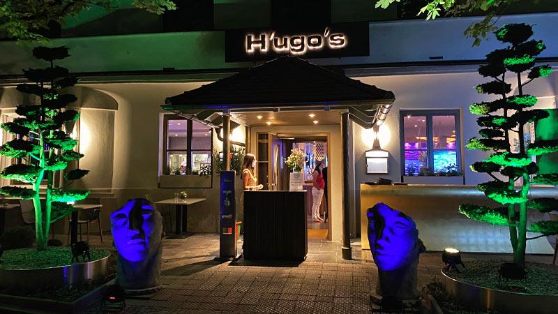 Eröffnung H'ugo's in Grünwald