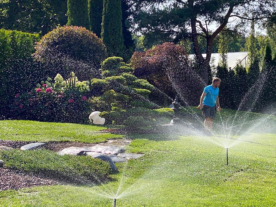 Gartenbewässerung München