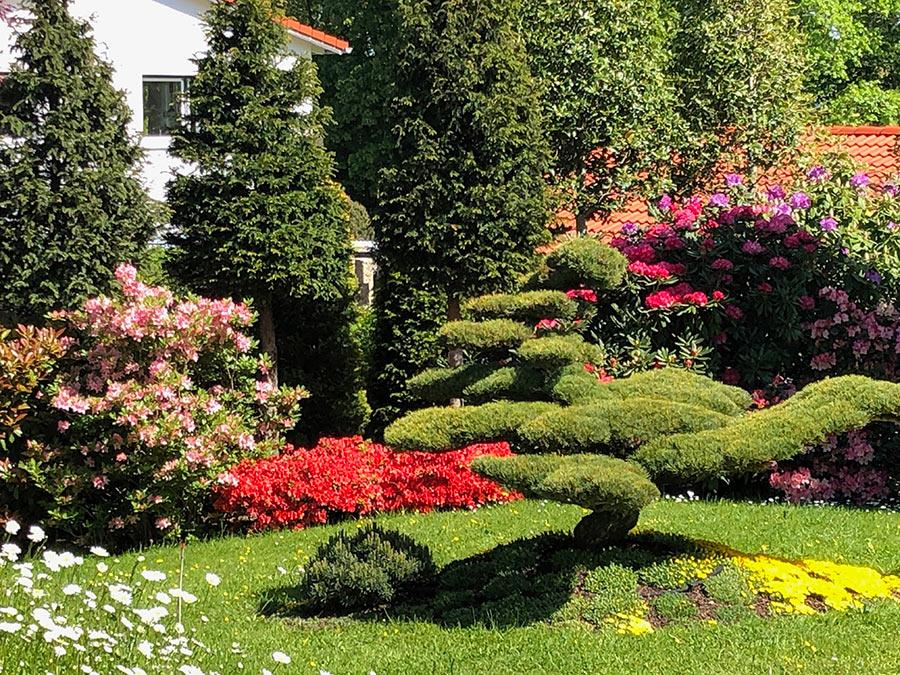 Gartengestaltung München