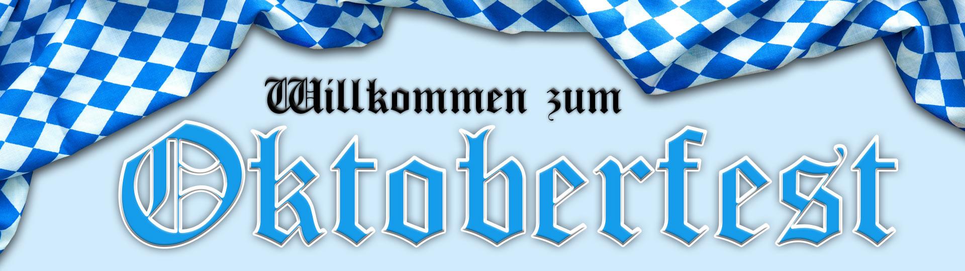 Oktoberfest 2020 in der GARTENWELT