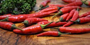 Peperoni - mild und scharf