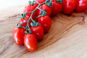 Pflaumencherrytomate Mirado red