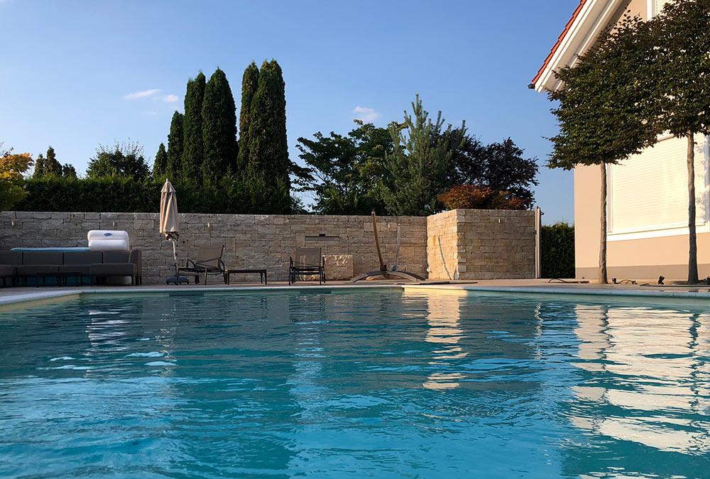 Poolbau und Poolanlagen für München und Umgebung